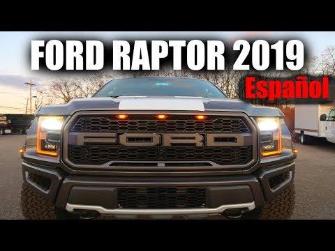 FORD RAPTOR 2019 Prueba En Español