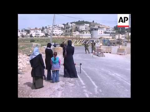 Palestinian girl shot plus rocket attack southern Israel