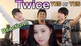【트와이스~YES or YES~】일본인이 한국어로 하는 K팝 리액션!!