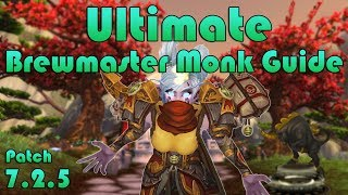 Ultimate Brewmaster Monk Tanking Guide Patch 72573