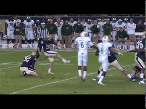 Kevin Harper Pitt Kicker Highlights