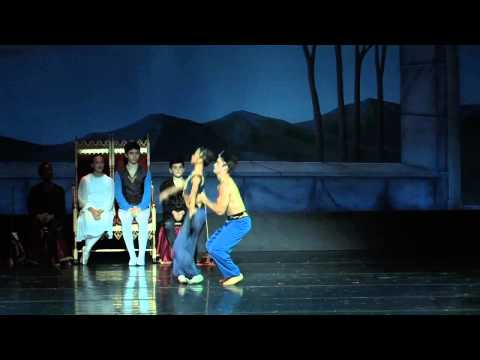 The Florida Ballet Nutcracker -Arabian Dance HD