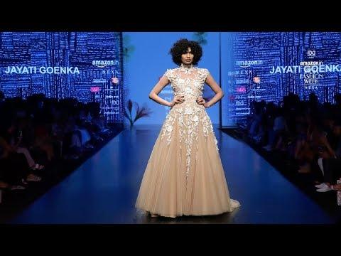 Pearl Academy Fashion Show   Fall/Winter 2018/19   Amazon India Fashion Week