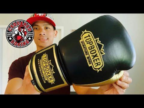 Top Boxer Muay Thai Glove REVIEW- BEST BANG FOR BUCK MUAY THAI GLOVE?
