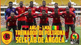 ARMCHAIR COACH: ANALYSIS OF ANGOLA 0-1 MALI IN THE CAN 2019 OF EGYPT...