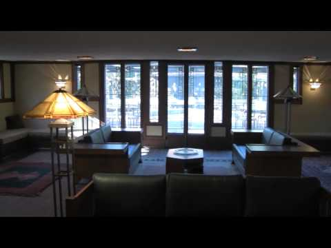 Deal Estate: Frank Lloyd Wright's Coonley House