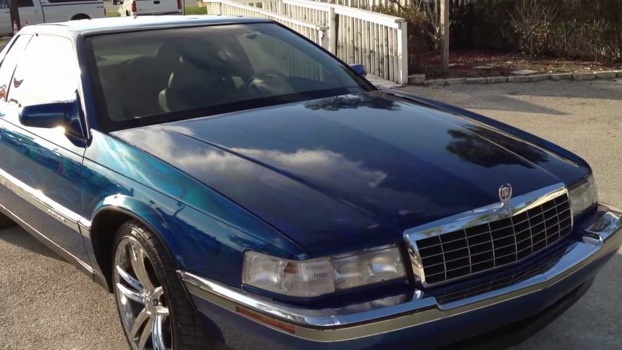 1994 cadillac eldorado view our current inventory at fortmyerswa com youtube