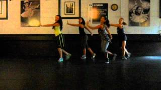 Mambo No. 5 - Choreo. by LB Kass for spice