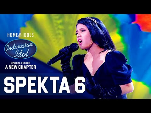 RIMAR - WITHOUT YOU (Mariah Carey) - SPEKTA SHOW TOP 8 - Indonesian Idol 2021