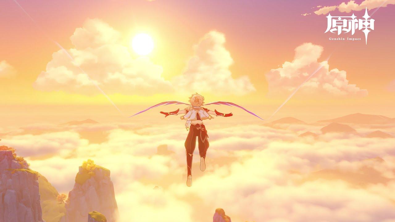 PS5《原神 Genshin Impact》4K實機體驗預告 [開啟中文字幕]