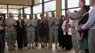 Army Customs Courtesies and Traditions Theme Video