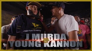 Download J MURDA VS YOUNG KANNON RAP BATTLE - RBE Mp3 and Videos
