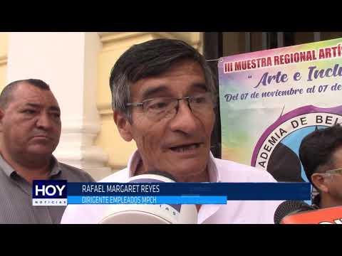 Chiclayo: No vamos a permitir mas corrupción en el municipio