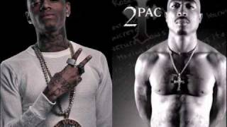 Soulja Boy Feat. 2Pac - Blowing Me Kisses (Remix) (Prod. By Bei Maeior) + Mp3 Download Link