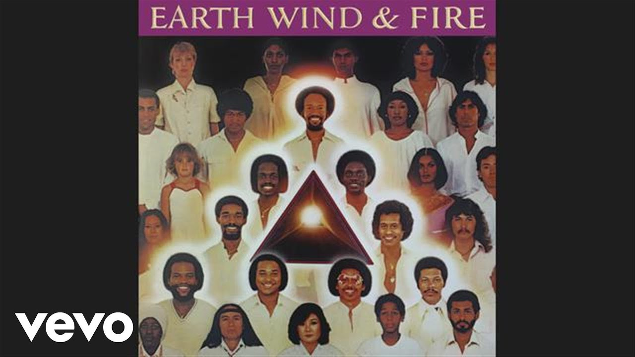 And Love Goes On by Earth, Wind & Fire - Samples, Covers and