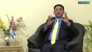 In conversation with Mr. Annaswamy Vaidheesh - MD, GSK Pharmaceuticals | Roadmap To Success | MCCIA