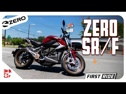 2020 Zero SR/F | First Ride