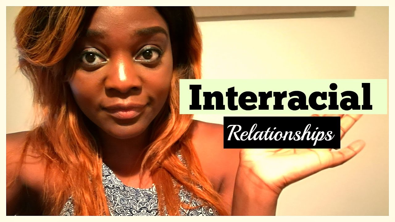 Interracial dating youtube