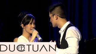 Music Of The Night   Phantom Of The Opera   Đức Tuấn ft Hồng Nhung   Paradiso