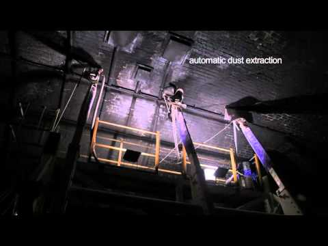 Severn Tunnel   Electrification Auto Transformer Feed – Cable support preparation works threaded sup