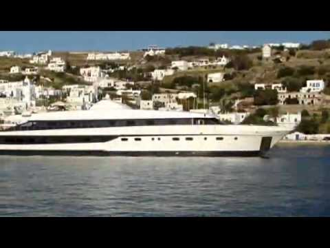 Greece Small Ship Cruises featured by Antelope Travel Agency