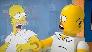 Simpsons LEGO |