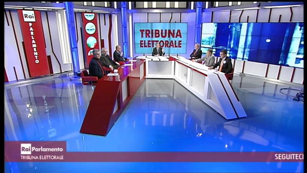 Paolo ferraro a rai parlamento elezioni 2013 tavola for Parlamento rai