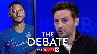 Is Eden Hazard the best in the world? | Darren Bent & Ryan Mason | The Debate