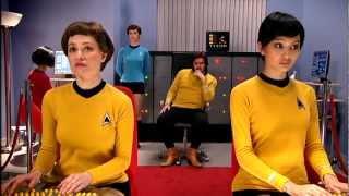 Renham's Star Trek Sex Tape in Court