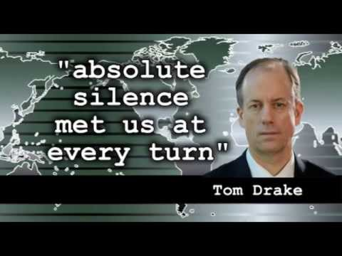 Tom Drake: US Largest Surveillance State in History