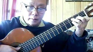 Tình Khúc Cho Em (Lê Uyên Phương) - Guitar Cover by Hoàng Bảo Tuấn