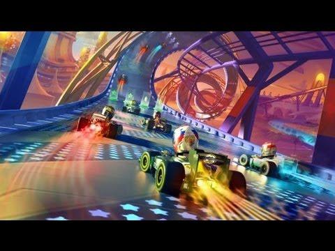 F1 Race Stars Announcement Trailer