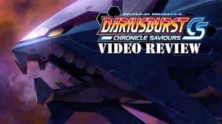 Review: Dariusburst Chronicle Saviours (PS4, PS Vita & Steam)