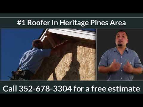 Heritage Pines, Fl Roofers | Roofing Contractor