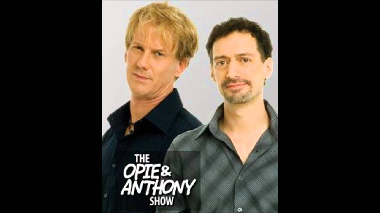 Opie and anthony sex