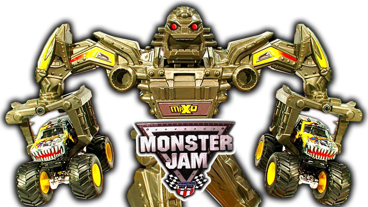 Hot Wheels Monster Truck Maximum Destruction MaxD Monster ...