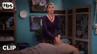 Phoebe struggles to maintain her professionalism when she finds herself attracted to a massage client. #TBS #Friends #LisaKudrow SUBSCRIBE: ...