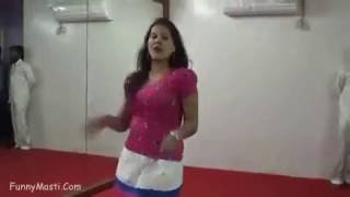 Desi Girl Dancing With Nonveg Songs