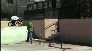 10 tricks with Richard Rodriguez OTR skate shop
