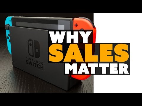 Nintendo Switch Sells 10 MILLION! How It Stacks Up and Why It Matters - The Know Game News