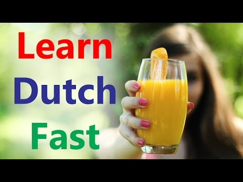 Dutch phrases - Learn Dutch for Beginners - Online Fast Dutc