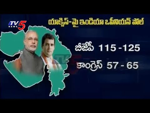 BJP Vs Congress | Gujarat and Himachal Elections | TV5 News