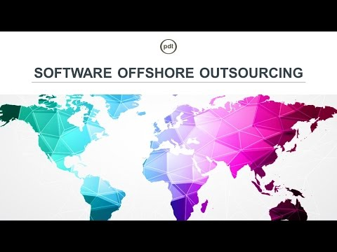 PDT Webinar: Software Offshore Outsourcing