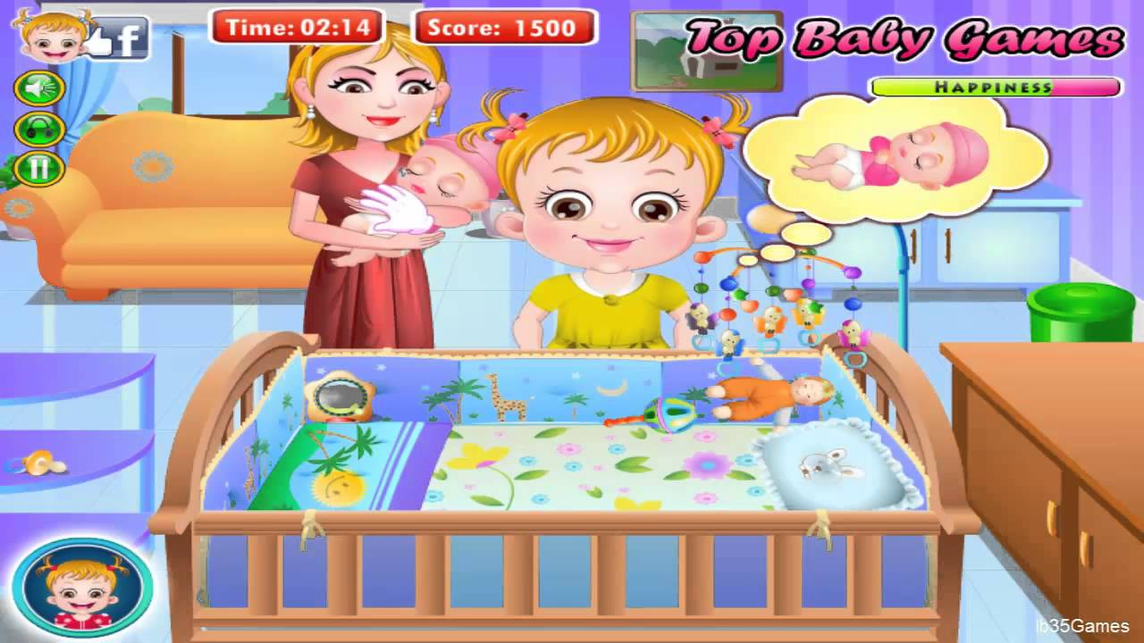 Baby Hazel Newborn Baby 3d Game Best Cute Baby Games 3d Movie Game Youtube