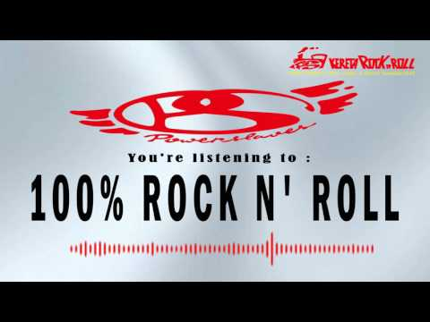 POWERSLAVES - 100% ROCK N' ROLL ( AUDIO )