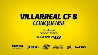Villarreal B vs Conquense