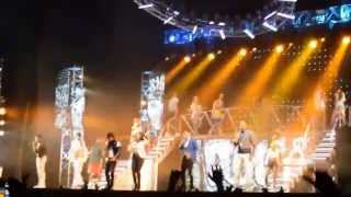 Thriller Live Malaysia 2015 - Bad, Black or White (Michael Jackson)