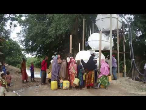 Public-Private Partnership in Safe Water Provision in Somalia (ソマリアでの官民連携水事業)