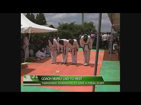 Faces of Africa - Legacy of a Taekwondo Master Part 2