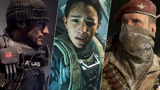 Every Call Of Duty Game Ranked Worst To Best
